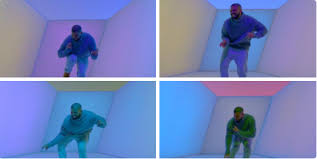 drake s dancing in hotline bling video has inspired many memes