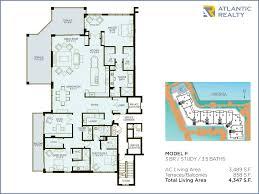 azure floor plan azure new miami florida beach homes