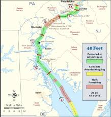 Delaware rivers images Planphilly obama budget proposal includes funds to finish png
