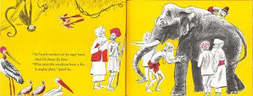 Blind Men And The Elephant Poem Fostering Multidisciplinary Partnerships Illuminating The