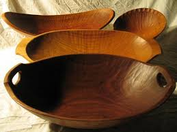 david fisher bowl carver a horse of a different sort