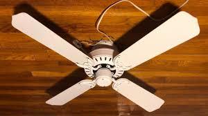 hunter summer breeze light kit hunter summer breeze ceiling fan 42 4 blade white blades youtube