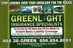 green light insurance white horse pike greenlight insurance specialist insurance broker oaklyn new