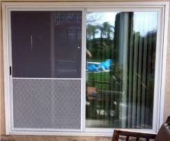 Patio Screen Doors Patio Door Protector Space Landscaping