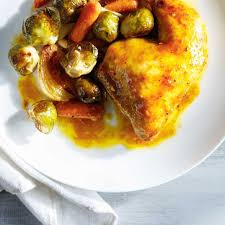 cuisiner un poulet cuisses de poulet moutarde et miel ricardo