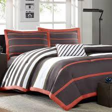 Free Bed Sets Mizone Ashton Comforter Set Grey Free Shipping
