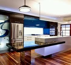 cuisine table bar 73 idées de cuisine moderne avec îlot bar ou table à manger