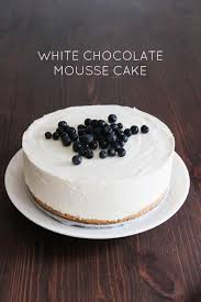 25 white chocolate cake ideas white chocolate