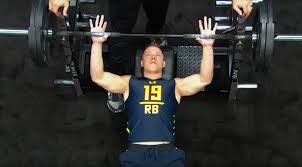 How Much Can John Cena Bench Press Christian Mccaffrey Had A Horrible Showing At The Nfl Combine U0027s