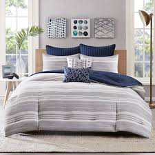 Blue And Gray Bedding Clearance Bedding Sets Clearance Comforter Sets Jcpenney