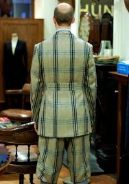 huntsman tweed suit part 5 permanent style harris and other