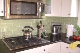 Glass Tile Kitchen Backsplash Ideas Pictures - design art 2x4 glass tile backsplash best 10 glass tile backsplash