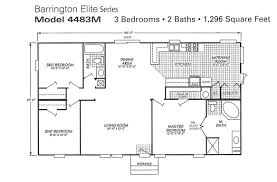 Floor Plans For Home Single Wide Trailer House Plans Double Wide Mobile Home Floor