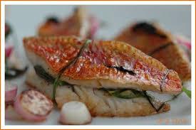 cuisiner rouget recette n 052 filets de rougets sauce soja balades epicuriennes