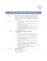data scientist resume example data warehouse analyst resume free resume example and writing business intelligence job