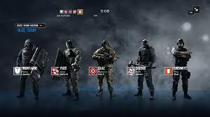 Rainbow Six Siege Operators In Review Tom Clancy S Rainbow Six Siege The Region 2
