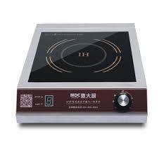 amazon com mdc 3500 watt commercial induction cooktop burner