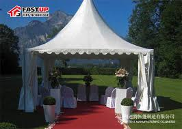 wooden tent elegant white marquee tent high peak shape with wooden floor long