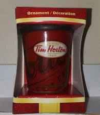 tim hortons ornament ebay