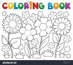 flowers coloring book wallpaper download cucumberpress com