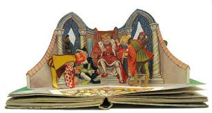 pop up book bookano stories no 15 the apples of iduna edited