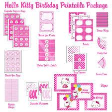 blank kitty template invitation