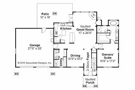 american style homes floor plans house plan lodge style house plans grand river 30 754 associated