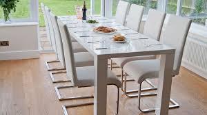 High Gloss Extending Dining Table Fern White Gloss Extending Dining Table Dining Furniture Tables
