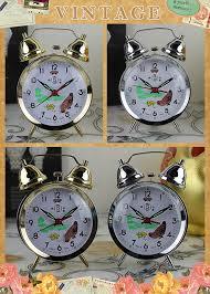 online get cheap mechanical clock alarm vintage aliexpress com