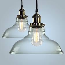 vintage glass pendant light pendant light hanging glass ceiling mounted chandelier fixture