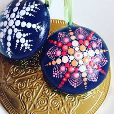 32 best painted ornaments images on