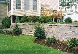 versa lok offers harmony retaining wall blocks landscape