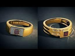 mens rings finger images Latest men 39 s gold ring designs 2018 engagement ring for men finger jpg