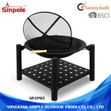 Fire Pit Price - china low price iron cast charcoal burning outdoor fire pit