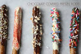 where to buy pretzel rods crock pot chocolate covered pretzel rods practical stewardship