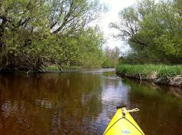 Haskins Valley Campground Mecan River I Miles Paddled