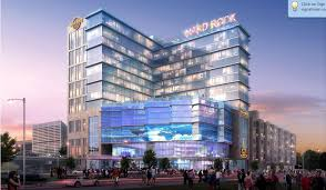 mercedes downtown rock hotel planned near falcons mercedes stadium the