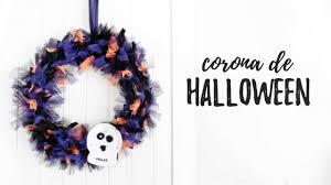 crochet halloween wreath corona de halloween diy ahuyama crochet youtube