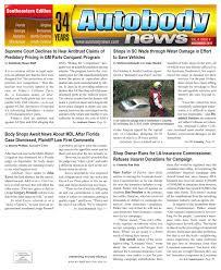 lexus parts distribution center orlando southeastern november 2015 issue by autobody news issuu