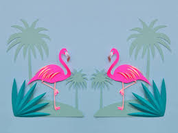 wallpaper with pink flamingos pink flamingo wallpaper click to download the blue and pink