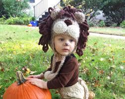 Baby Halloween Costumes Lion Lion Costume Etsy