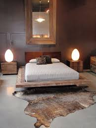 Platform Bed Ideas Platform Bed Bedside Tables Home Decor Master Bedroom