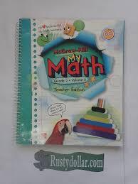 mcgraw hill my math grade 2 volume 2 teacher edition ccss
