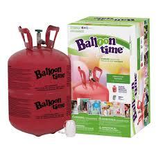 balloon helium tank balloon time standard helium tank