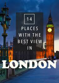 14 places with the best views of london u0026 all you need to know