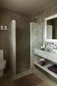 modern bathroom inspiration by cocoon with concrete bathroom