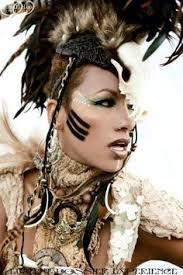 Voodoo Queen Halloween Costume Voodoo Queen Orleans Based Makeup Artists Amanda Bravender