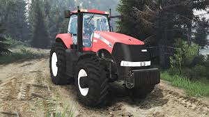 case ih magnum cvt 380 25 12 15 for spin tires