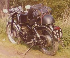 the velocette owners club members machines