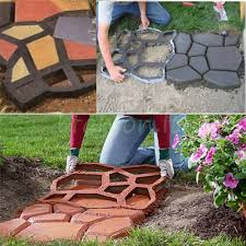 Hereford Patio Centre by Crazy Paving Ebay